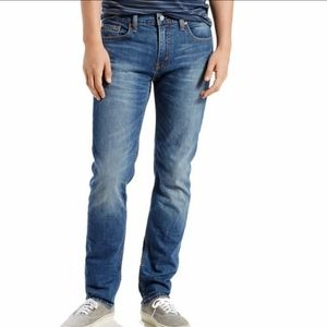 New Levi's 511 Slim Fit Jeans for Men 31x30